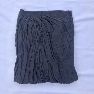 Banana Republic straight pencil black skirt size 4